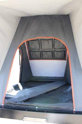 Namiot Dachowy Alu Cab Szary Expedition 3 Marki