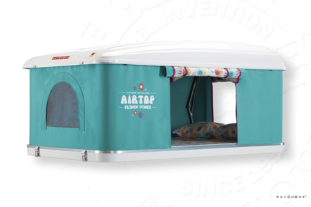 AUTOHOME ROOF TENT AIRTOP FLOWER POWER