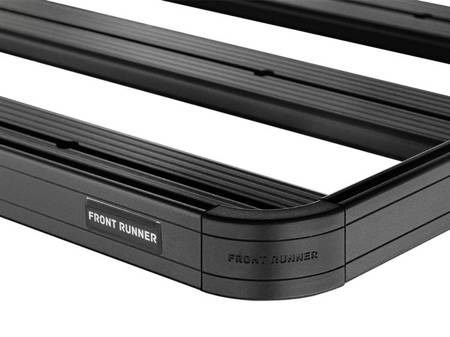 Nissan Navara (2014-Current) Grab-On Slimline II Roof Rack Kit