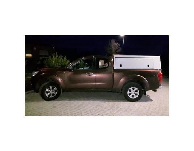 Zabudowa Pick Up Nissan Navara D40 1 5 Cab Alu Cab Canopies